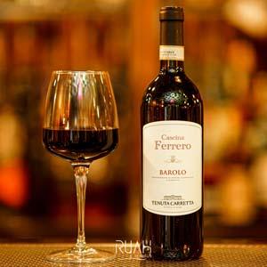 "Barolo ""Cascina Ferrero"" - D.O.C.G. (Tenuta Carretta—Piobesi"