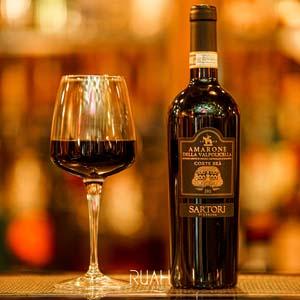 Amarone della Valpolicella - D.O.C.G. (Corte Brà-Sartori di Verona)